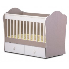 Baby Colour Combinations Two Drawers Swing Bed Toni Freze