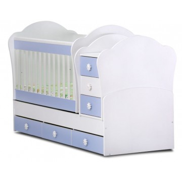 Baby Bed with a Swing Mechanism Desy Maxi