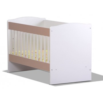 Baby Colour Combinations One Guard Grid Bed Ksenia