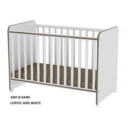 Baby Bed with Two Grids Lorelli Sweet Dream