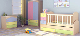 Baby room furnitures
