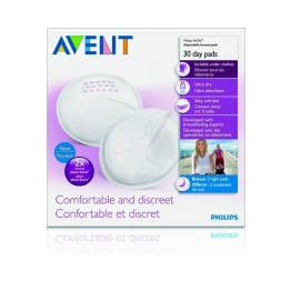 Philips Avent Day Disposable Breast Pads, 30 Count