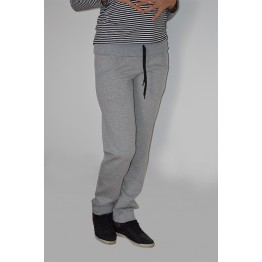 Maternity Grey Overbump Pants