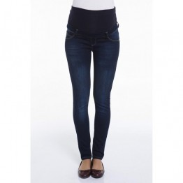 Maternity Dark Blue Jeans