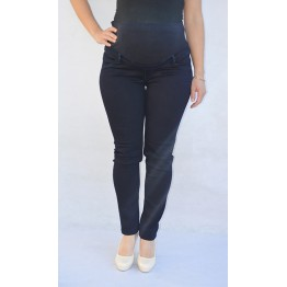 Maternity Blue Skinny Stretchy Jeans