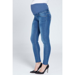 Maternity Light Denim Jeans
