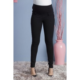 Maternity Black Stretchy Jeans
