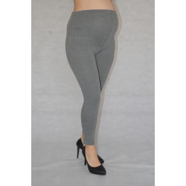 Maternity Grey Long Leggings