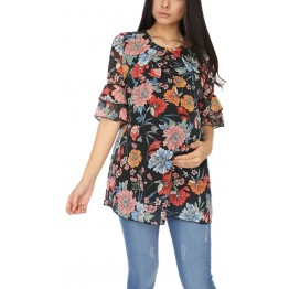 Maternity Fresh Colours Tunic Top