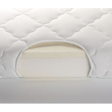 Baby and Child Bed Polyurethane and Memory Foam Mattress MEMORY Comfort Sleep
