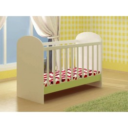 Baby Colour Combinations Two Guard Grids Bed Vicky