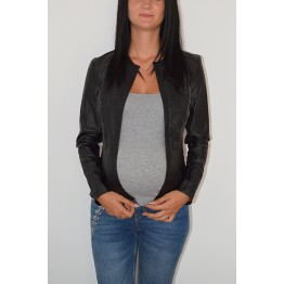 Maternity Black Coat